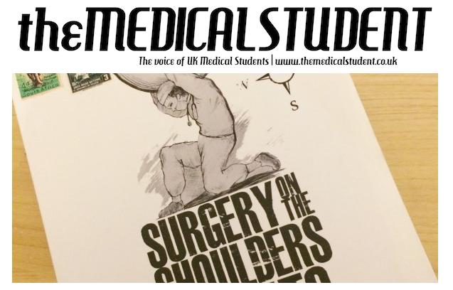 TMS – The Medical Student Book Review – 13.09.17
